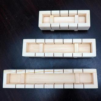 """Набор пресс-форм для суши """"Циндао 5-7-9"""""""