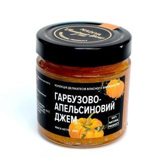 Тыквенно-апельсиновый джем 250г