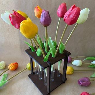Подставка для колб и цветов