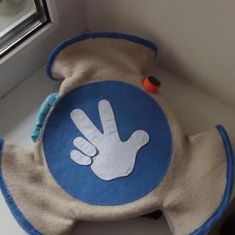 Детский рюкзак Помогатор