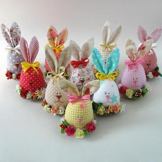 Пасхальный кролик-яйцо, пасхальный декор
