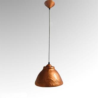 Подвесной светильник из усиленного папье-маше P001-21