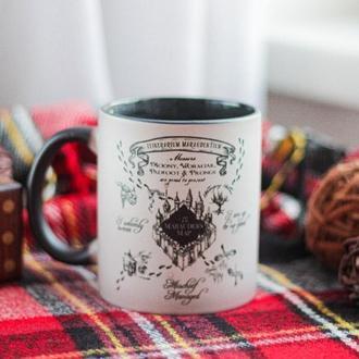 Чашка хамелеон Гарри Поттер
