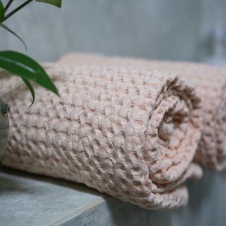 Полотенце льняное банное