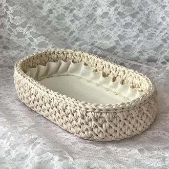 Корзина для декора кухни для хлеба печенья конфет корзина декоративный сканди простой стиль пасхальный