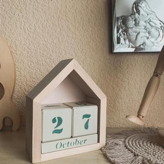 Календарь для девочки