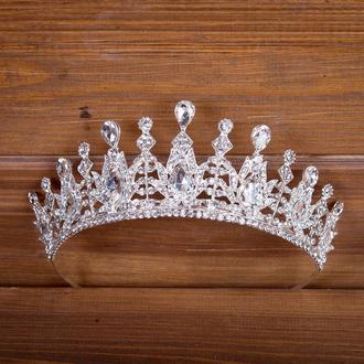 Корона серебристая (арт. DIA-5)