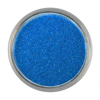 Цветной песок для песочной церемонии, цвет синий (арт. SC-5017)