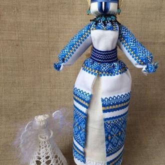 Кукла-мотанка, единственный экземпляр - ХРИСТИНА