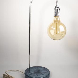 Декоративный светильник Pride&Joy exclusive из эпоксидной смолы 01epoxy