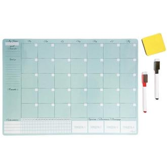 Магнитный Планер на холодильник на месяц My Perfect Month Тиффани LifeFLUX А3