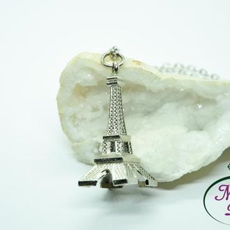 Кулон Эйфелева Башня. Подвеска Эйфелева башня