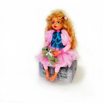 Інтер'єрна, колекційна лялька