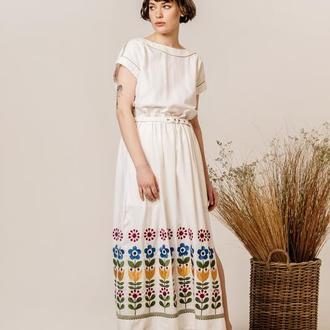Платье женское Чичка яркое
