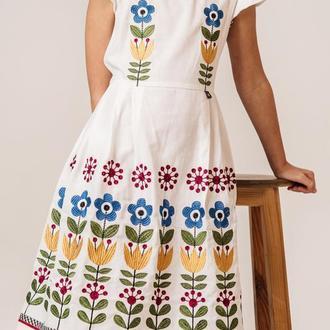 Платье детское Чичка Яркая
