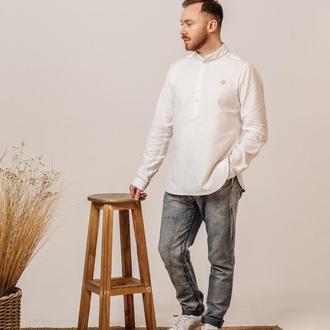 Рубашка мужская Батяр нежная
