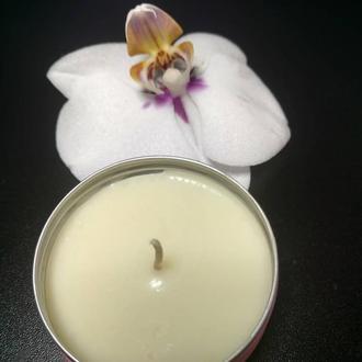 ароматическая массажная свеча с эфирными маслами