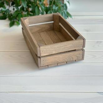 Ящик деревянный 30*20*11 см