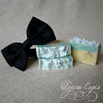 Мужское парфюмированое мыло с нуля