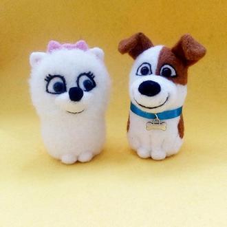 """Коллекционные игрушки """"Секреты домашних животных"""""""