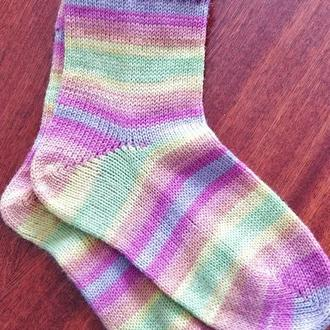 Шкарпетки з шкарпеткової вовни