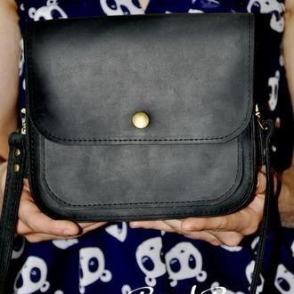 "Кожаная сумочка ""Джейн"""