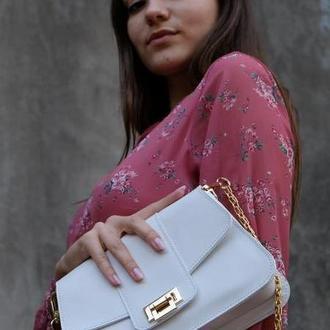 Женская кожаная сумка. Сумочка into из кожи. шкіряна сумочка. сумка з натуральної шкіри.