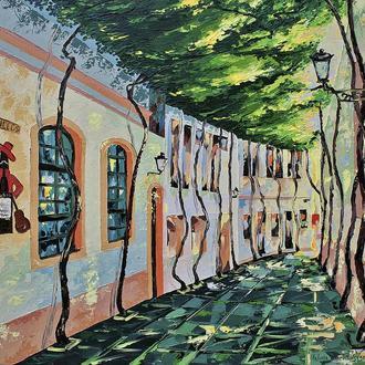 Испанской улицей