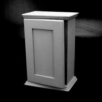 """Настенный шкафчик для медикаментов """"Рабле"""" маренго"""