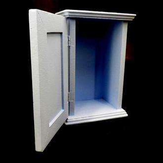"""Настенный шкафчик для медикаментов """"Рабле"""" ирис"""