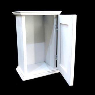 """Настенный шкафчик для медикаментов """"Рабле"""" зефир"""