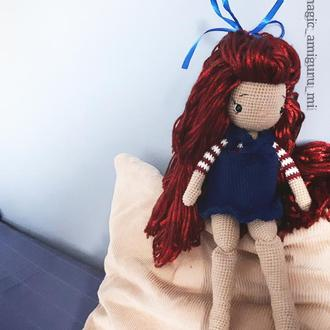 Кукла крючком / амигуруми