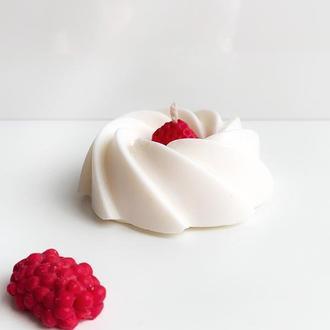Соєва свічка Fruit cupcake