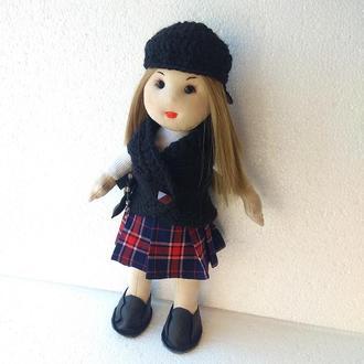 Кукла  девочка, подарок дочери