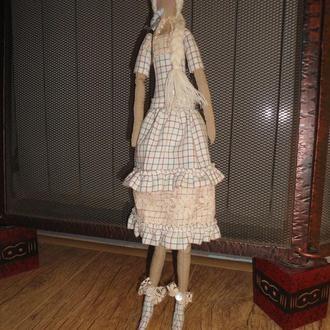 Кукла-тильда Женева