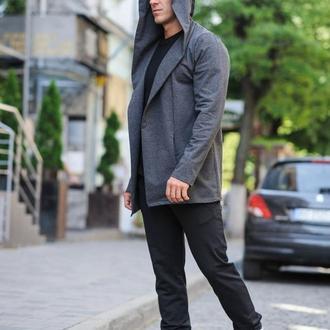 Модная мужская мантия