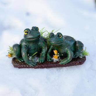 Статуэтка жабы