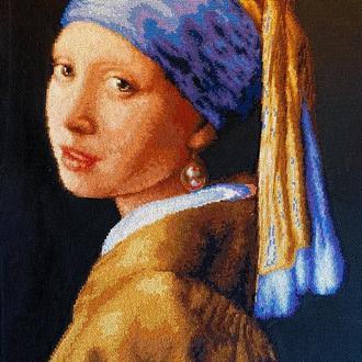 Дівчина з перлинною сережкою
