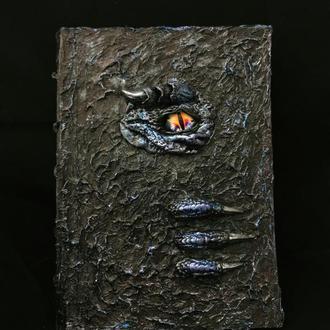 Блокнот Глаз Дракона, Гримуар Дракон А5