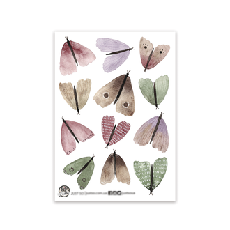 Стікерпак «Бабочки»