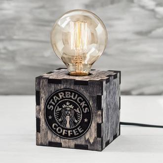 Лампа Starbucks