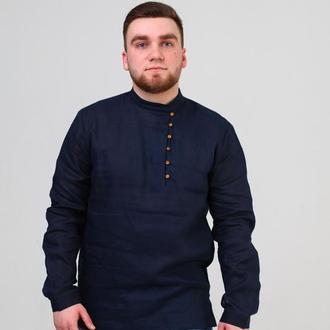 Чоловіча лляна сорочка (507)