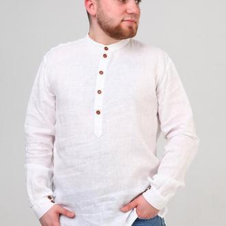 Чоловіча лляна сорочка (508)