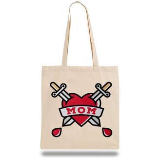 """Эко-сумка, шоппер с принтом повседневная """"Mom"""""""