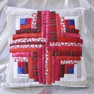 Интерьерная подушка Этно