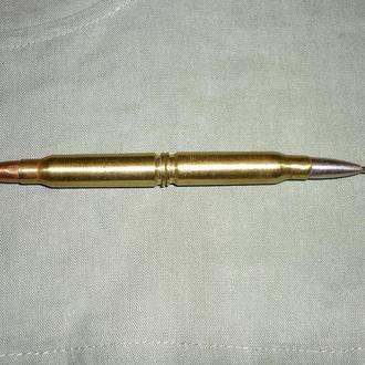 Шариковая ручка из двух патронов .308