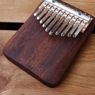Музичний інструмент, Калімба чи Африканське фортепіано, мбіра