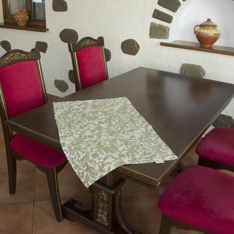 Полотенце для кухни - 100 % хлопок рогожка, размер 44*71 рисунок - роспись.