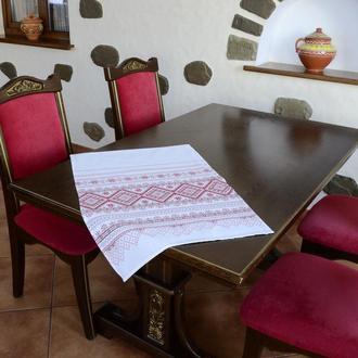 Полотенце для кухни - 100 % хлопок рогожка, размер 51*71 рисунок - орнамент.
