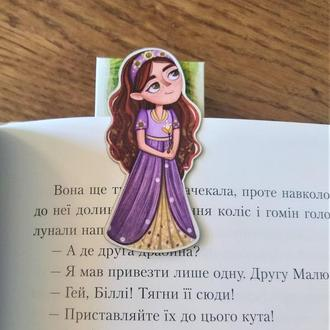 "Бумажная закладка ""Веснянка"" ZA-1"